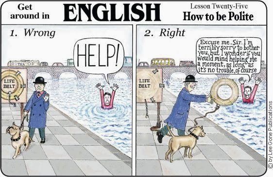 Learn-English-how-to-be-Polite